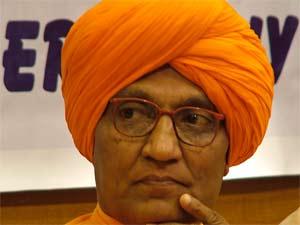 Social activist Swami Agnivesh