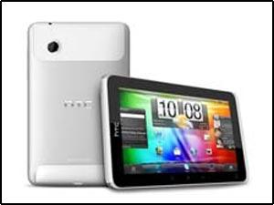 HTC Flier tablet