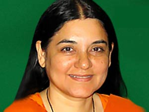 BJP MP Maneka Gandhi