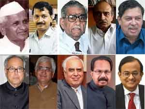 Lokpal panel members