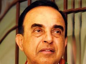 Janata Party President Subramanian Swamy