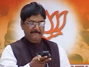 BJP leader Gopinath Munde