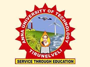 Anna University of Technology Tiruneveli logo