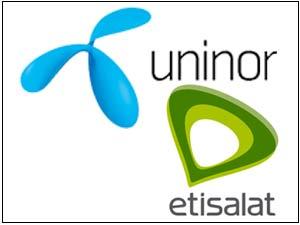 Uninor-Etisalat-Logo