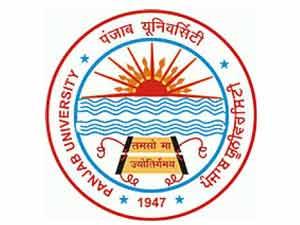 Punjab University logo