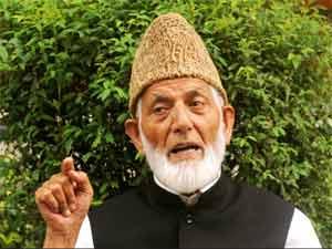 Syed Ali Shah Geelani