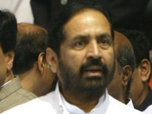 Suresh Kalmadi