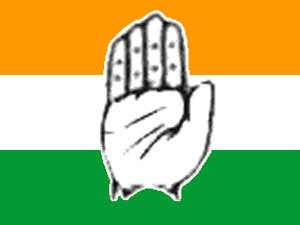 Congress party flag