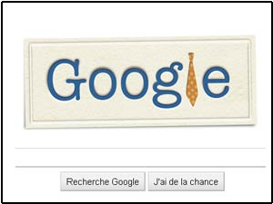 Farthers Day Google Doodle