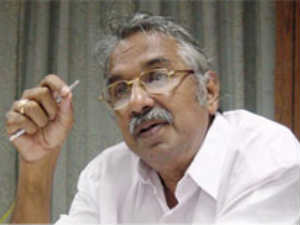 Chief Minister Oommen Chandy