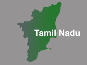 Tamil Nadu map