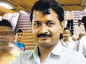 Arvind Kejriwal, a civil society member of the joint Lokpal drafting committee