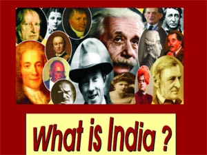 What is India?