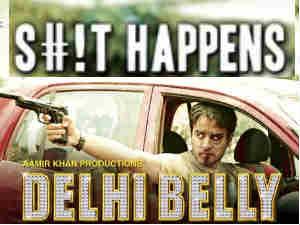 Delhi Belly poster