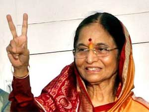 President Pratibha Devisingh Patil