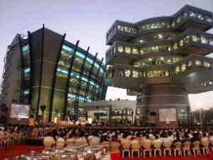 Bangalore IT park