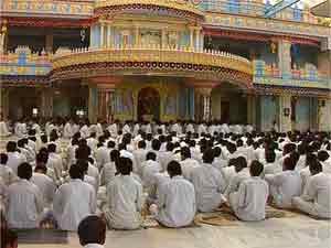 Sai Baba ashram