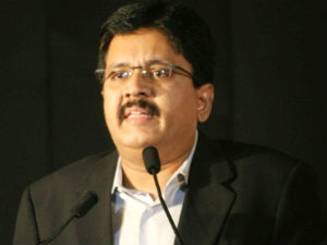 Media magnate Kalanidhi Maran
