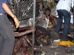 Mumbai bomb blasts