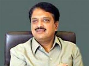 Union Minister Vilasrao Deshmukh