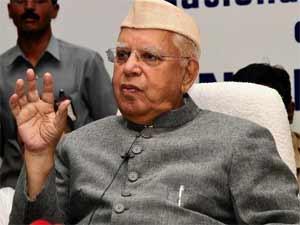 Veteran Congress leader N D Tiwari