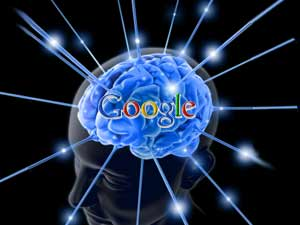 Google affects memory: Concept picture