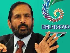 Commonwealth Games OC Suresh Kalmadi