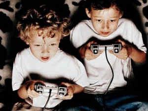 Children video gaming