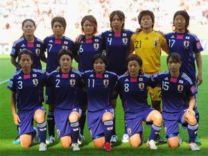 Japan women football team
