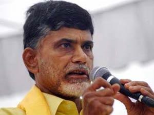 Telugu Desam Party President N Chandrababu Naidu