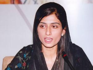 Foreign Affairs Hina Rabbani Khar