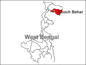 Cooch Behar in West Bengal