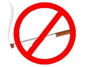 No smoking poster