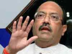 Rajya Sabha member Amar Singh