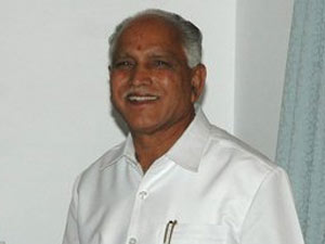 B S Yeddyurappa