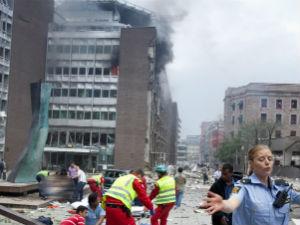 Norway Bomb Blast