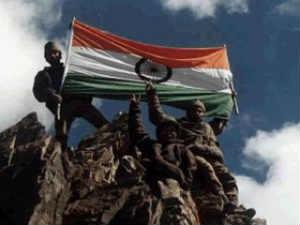 1999 Kargil war victory