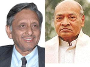 Mani Shankar Aiyar and Narashima Rao