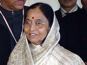 Prathibha Patil