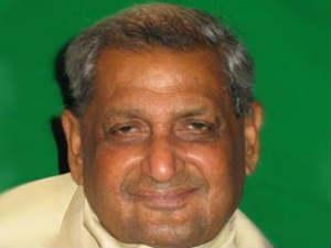 Samajwadi Party MP Rewati Raman Singh