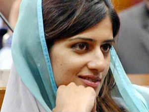 Hina Rabbani Khan