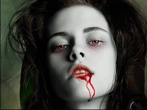 Kristen Stewart as Vampire