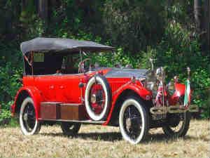 Maharaja's ''Tiger-Car'' Rolls-Royce