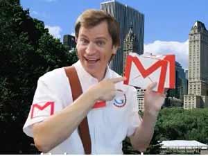 Gmail Man video screenshot