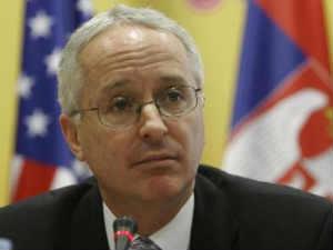 US Ambassador Cameron Munter