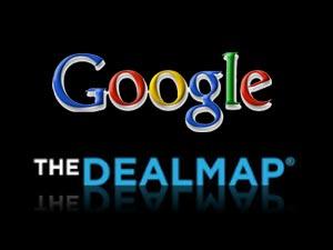 Google Dealmap logos