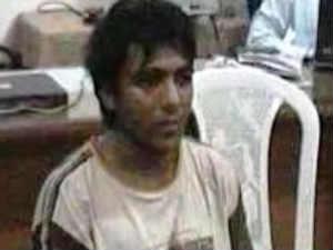 Pakistani terrorist Ajmal Amir Kasab