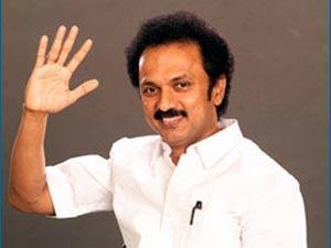DMK Treasurer M K Stalin