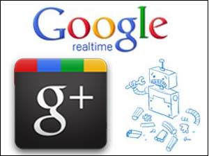 Google Realtime with Google Plus