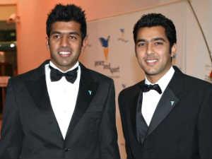 Rohan Bopanna and his Pakistani partner Aisam-ul-haq Qureshi
